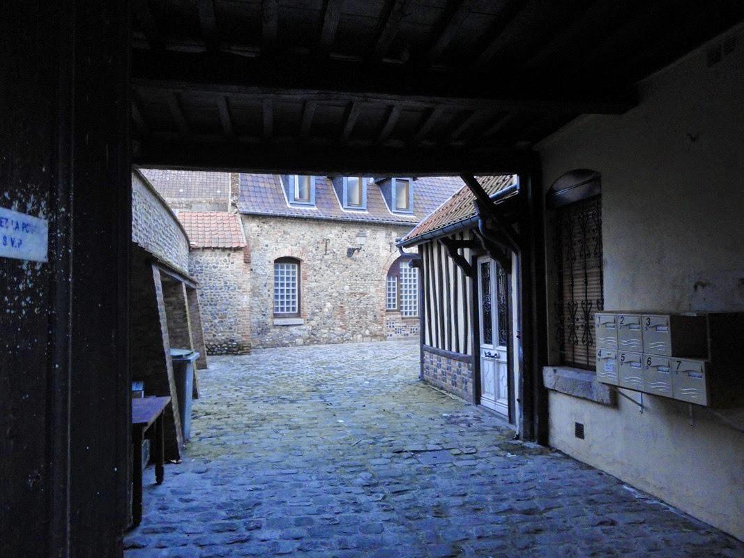 I viaggi di raffaella la baia della somme - Un antica finestra a tre aperture ...