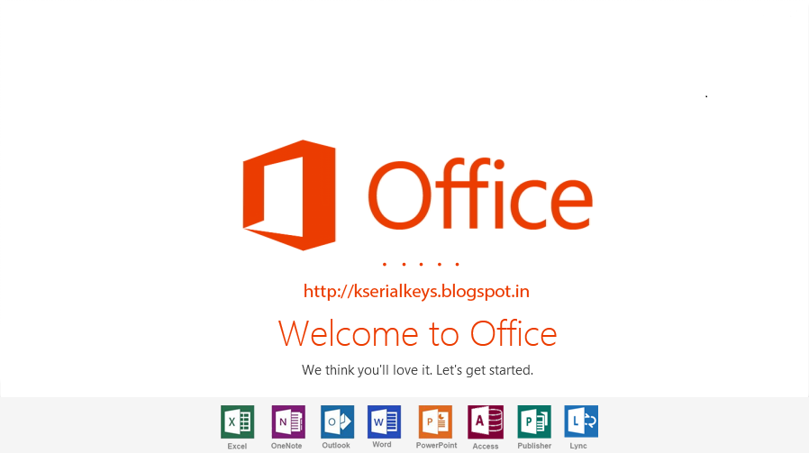 microsoft office 2013 with keygen