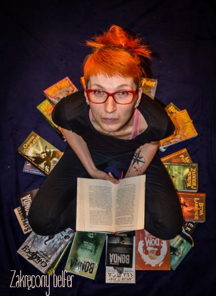 rok z książkami