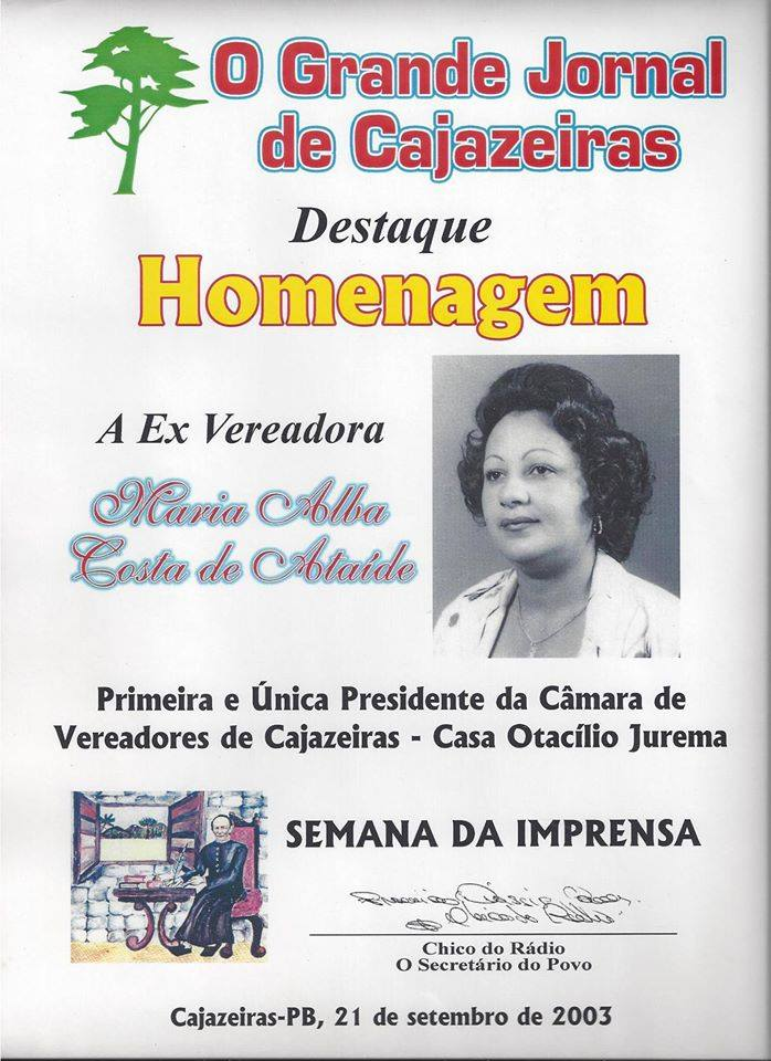 NOSSA HOMEGEADA  ESPECIAL  DOS  209 ANOS  DA IMPRENSA  ESCRITA  DO BRASIL