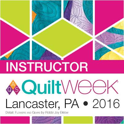 AQS Quilt Week