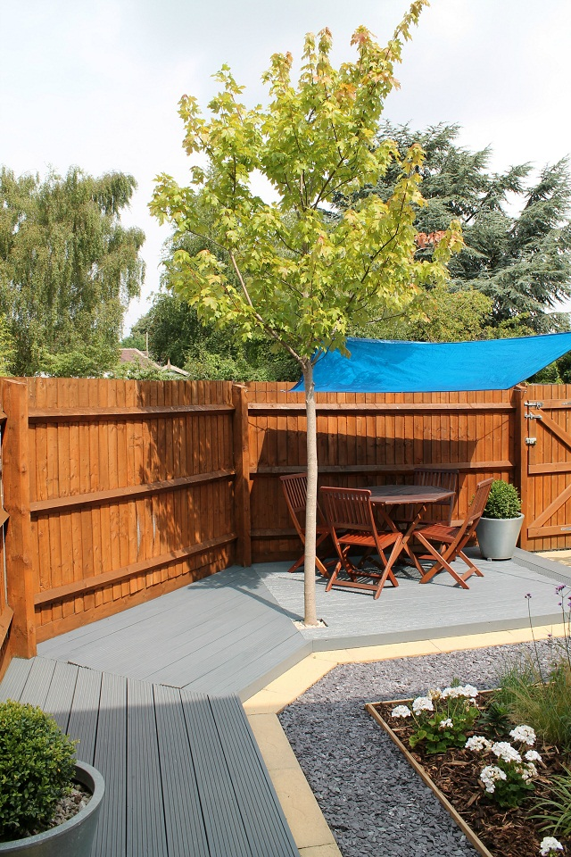 small garden makeover on a budget just a little less On garden makeover ideas on a budget