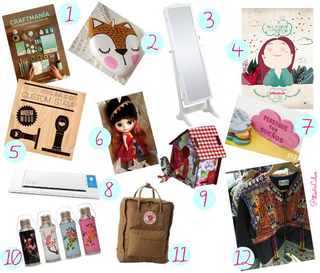 ideas de regalo para chicas navidad