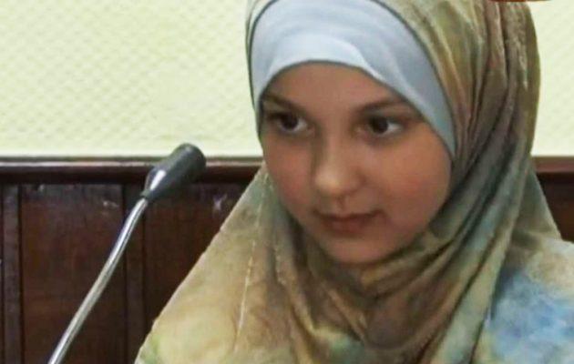 Έξι χρόνια κάθειρξη σε 16χρονη μουσουλμάνα στη Γερμανία που μαχαίρωσε αστυνομικό! ειναι απο αυτα τα