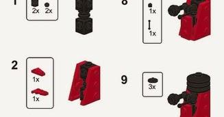 how to make lego dalek