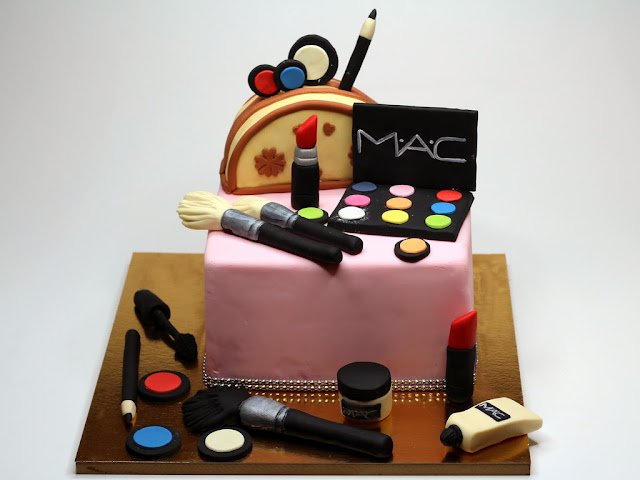 MAC Cosmetics Birthday Cake in London
