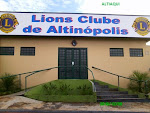 LIONS CLUBE DE ALTINOPOLIS