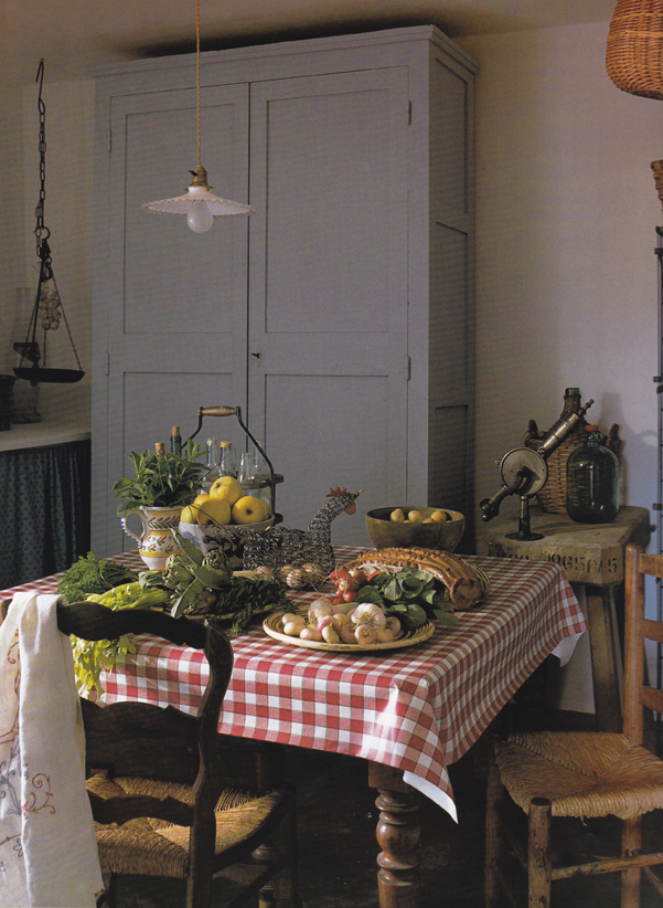 The Paper Mulberry French Farmhouse Style cooking & eating