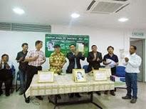 """""""केस्रा-दस्तावेज"""" अनावरण १४-०७-२०१३ [संस्करण-मलेसिया] प्रमुख अतिथि:- विश्वासदीप तिगेला"""