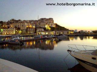 il primo blog tour organizzato dall'hotel borgo marina di rodi garganico dal 6 al 9 giugno 2013