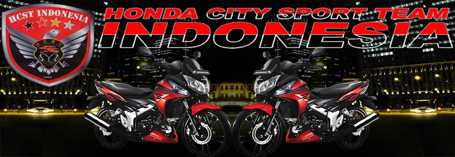 KLUB MOTOR HONDA CS1 | HCST INDONESIA | HONDA CITY SPORT TEAM
