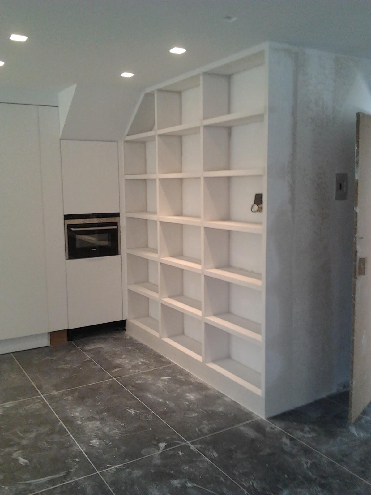 muebles a medida y personalizados de escayola - Muebles De Escayola
