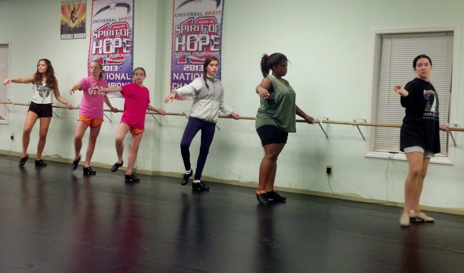 tap dance studios charlotte