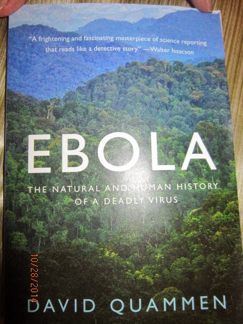 an introduction to the origins and history of the ebola virus Anyway, after a long time in ebola's shadow, marburg virus has been in the news recently as such, this is part one in a mini-series on marburg virus, with an introduction to the virus and its.