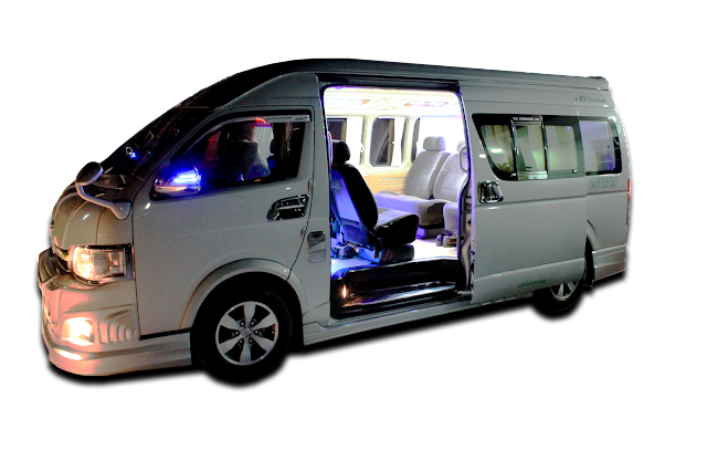 Transfer Mini Van