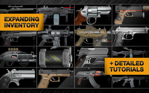 Weaphones: Firearms Simulator app