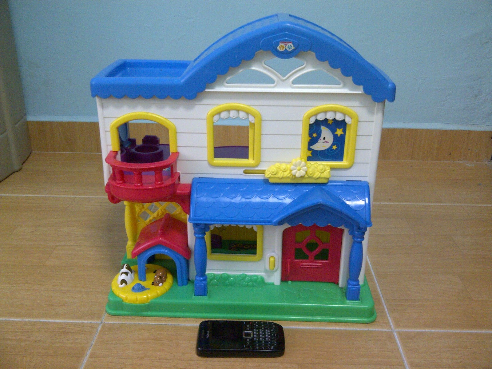 Special Toys Shop Fisher Price Little People House