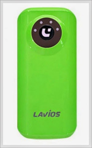 Lavios Power Bank PB-512C