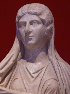 Julia Soemia, madre de Heliogábalo - a. 180-222 d.C.