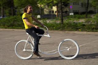 5 Desain Sepeda yang Super Unik dan Konyol