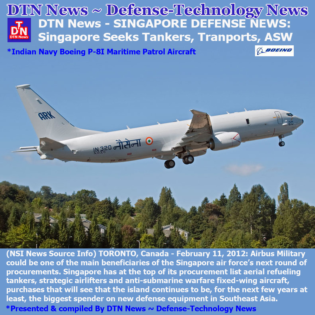 Defense-Technology News: February 11, 2012
