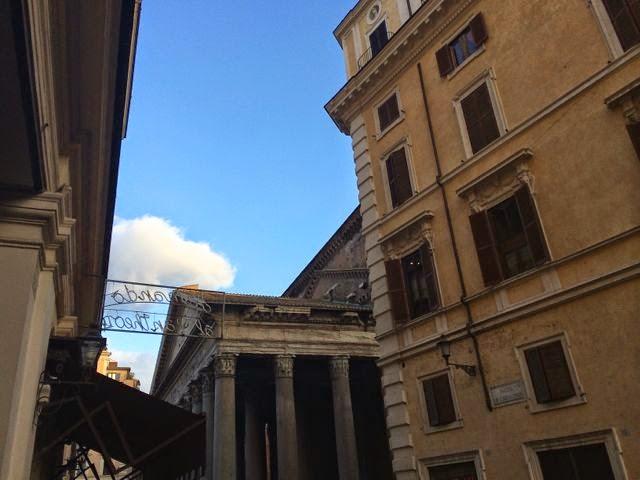 coffee + Gelato in Rome