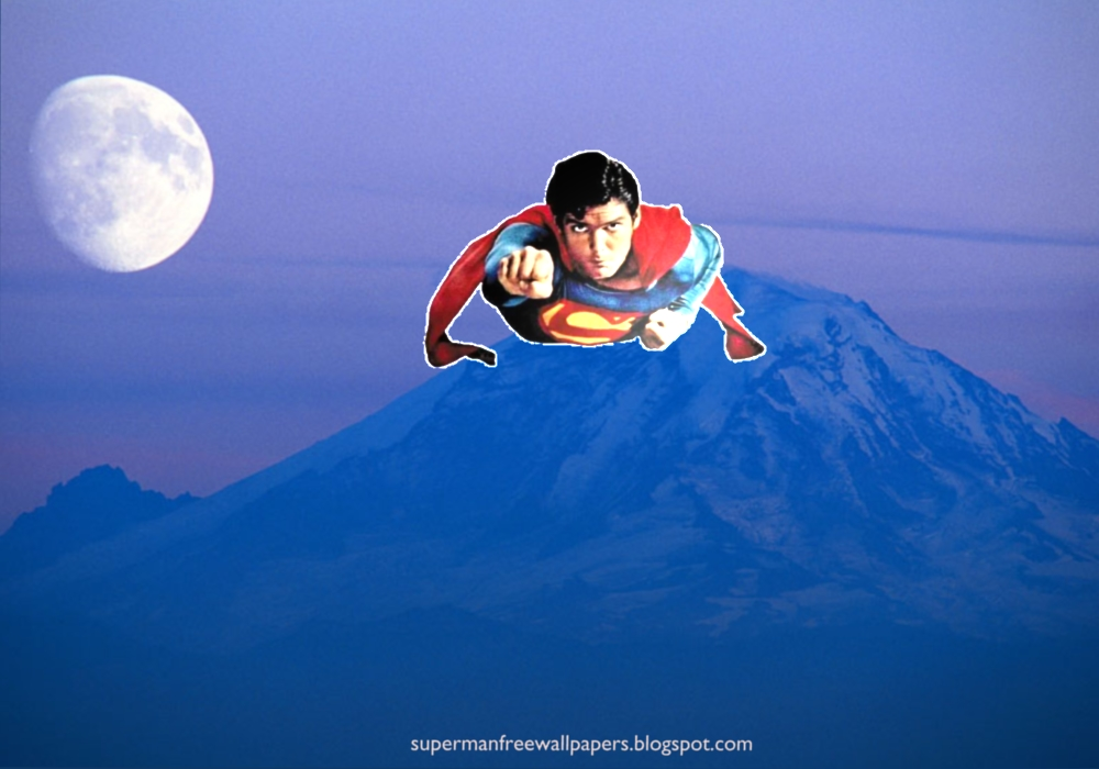 Wallpaper Calendar Superhero : Superman free comic superhero wallpapers august