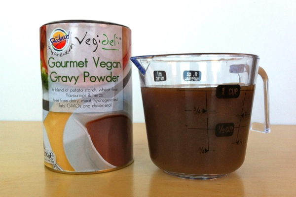 Redwood Gourmet Vegan Gravy Powder