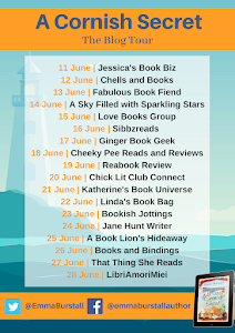 Blog Tour: A Cornish Secret