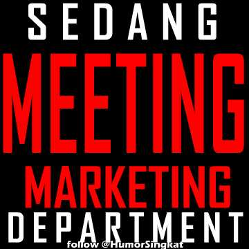 Departement Sedang Meeting :-: Animasi Bergerak DP Blackberry Terbaru