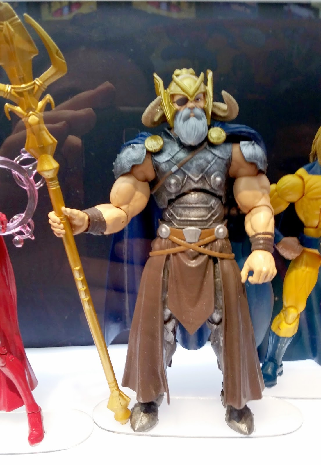 Hasbro - Marvel Legends Avengers Infinite - Odin Build A Figure