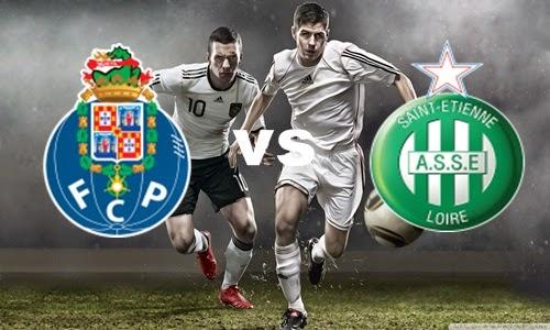 Prediksi Skor Terjitu Porto vs Saint Etienne jadwal 28 Juli 2014