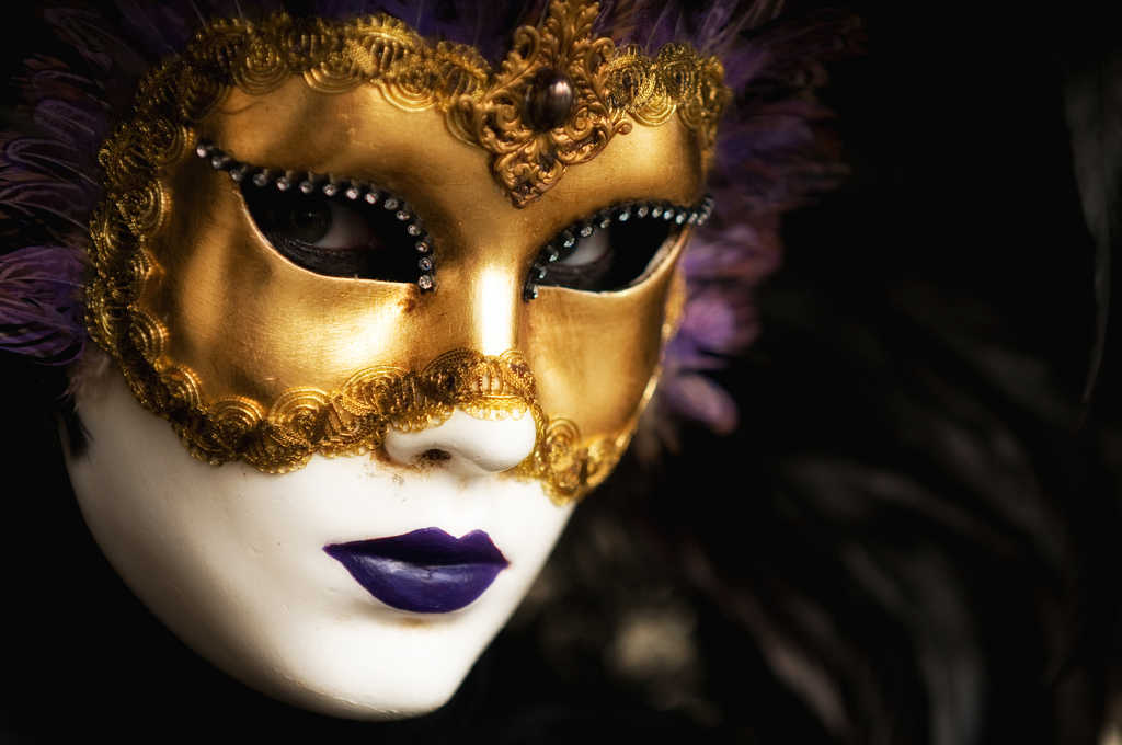 High Fashion Masquerade Masks