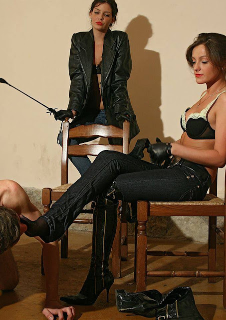 slave training femdom female domination