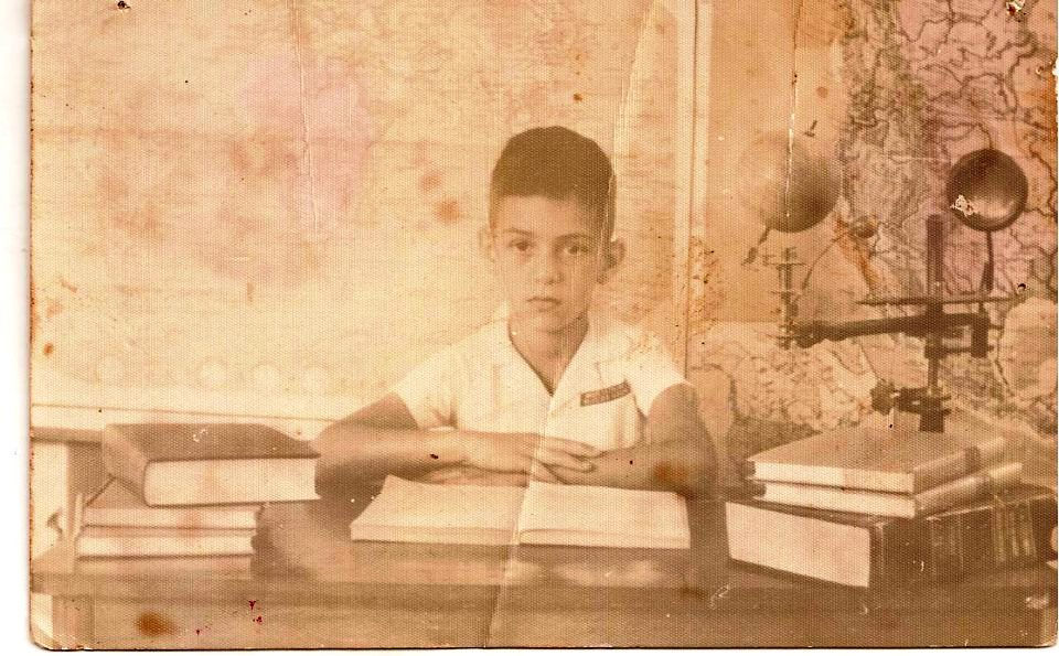 GRUPO ESCOLAR SILVEIRA BRUM - 1958