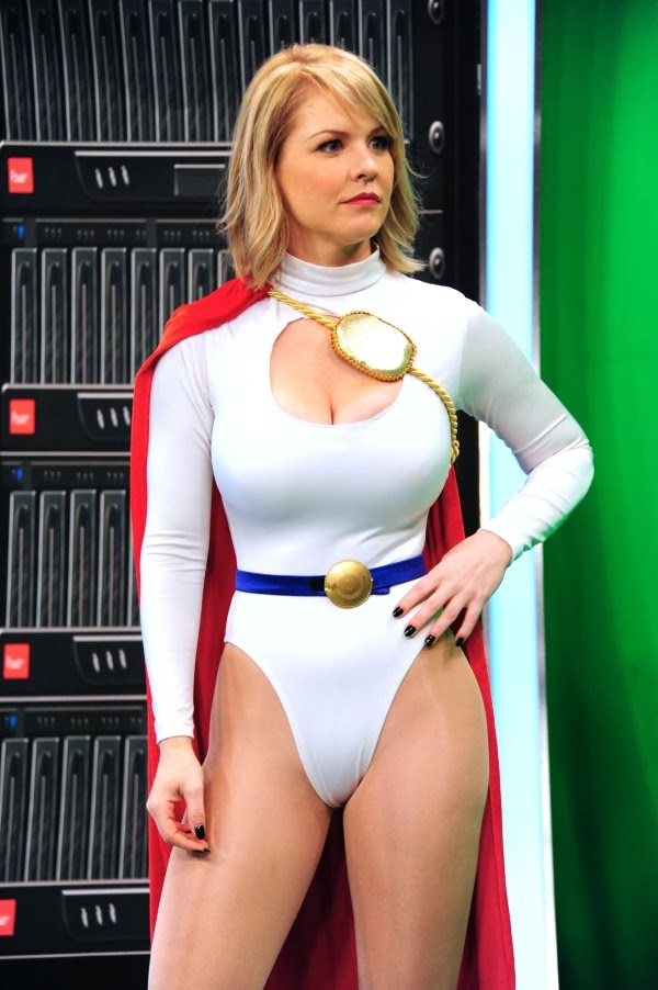 Especial Cosplay Galeria : Power Girl (DC Comics)