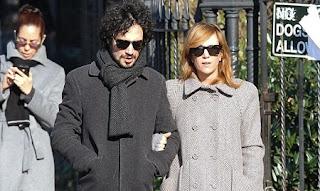 Kristen Wiig Boyfriend Fabrizio Moretti 2013