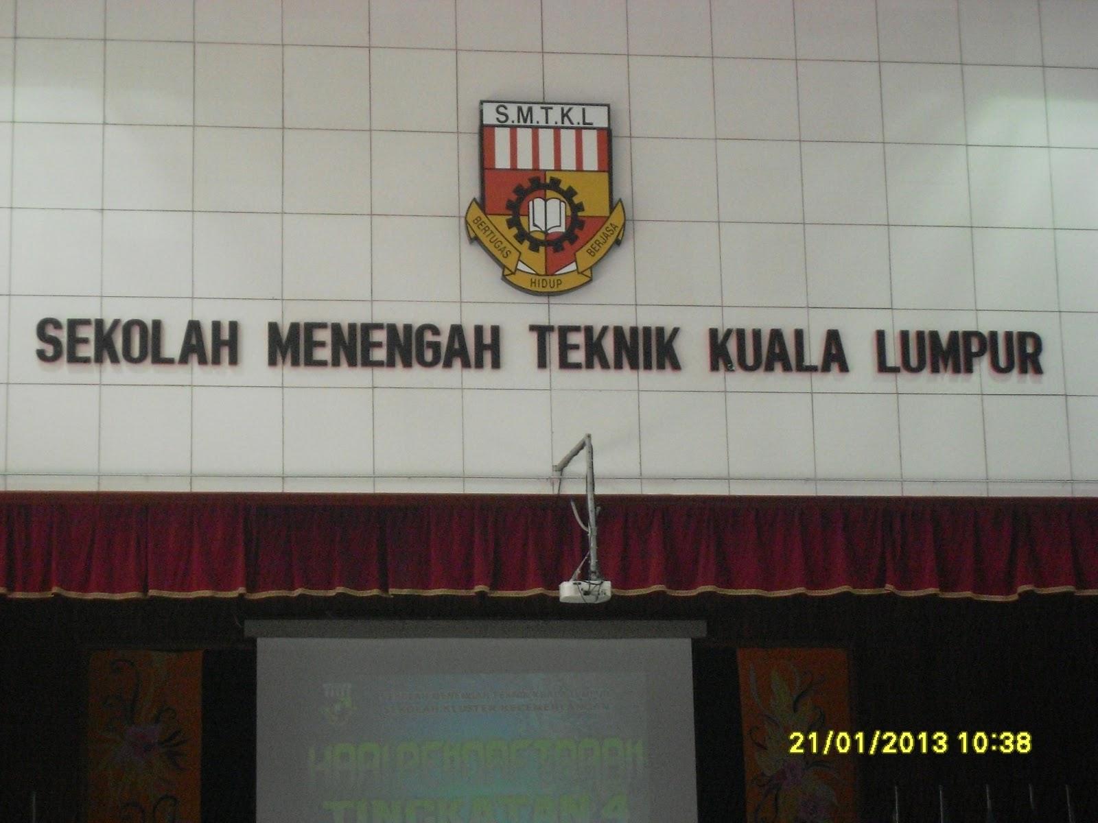 Mamacun Sekolah Menengah Teknik Kuala Lumpur