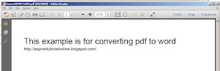 Converting HTML to PDF using iTextSharp dll