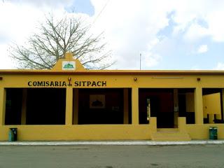 Comisaria Sitpach Yucatan Mexico