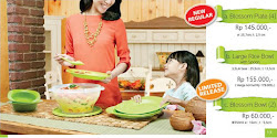 Katalog Promo Tupperware Juni 2013 - Blossom Collection