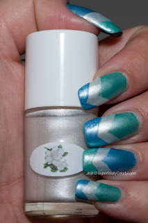 The Nail Junkie Pastels Gardenia