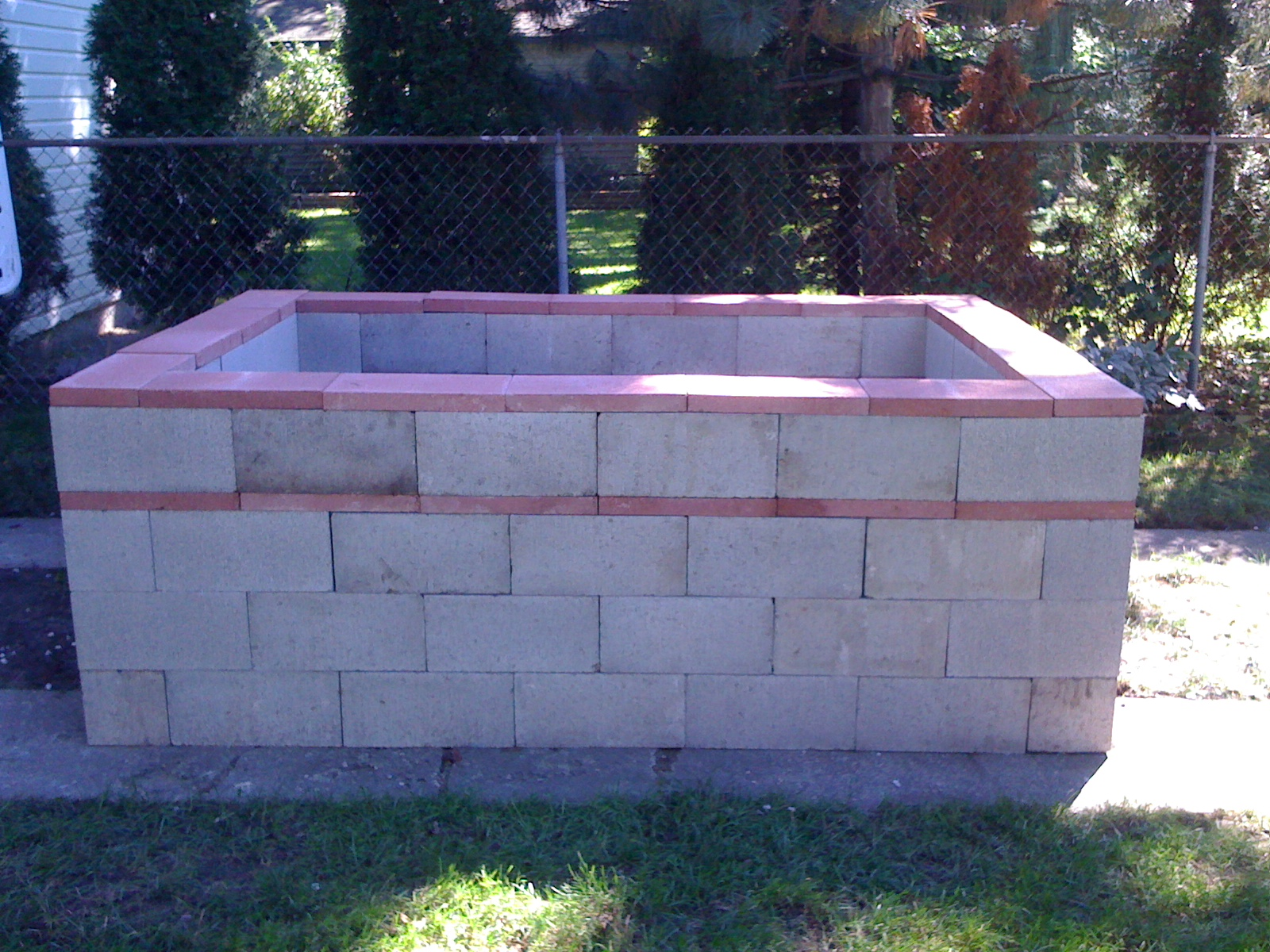 backyard bbq pit ideas constructed barbecue pit