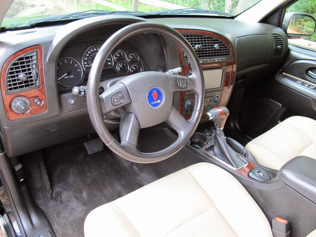 Saab saab 97x : Just A Car Geek: 2008 Saab 9-7X Aero - A Saab Flavored Chevy ...