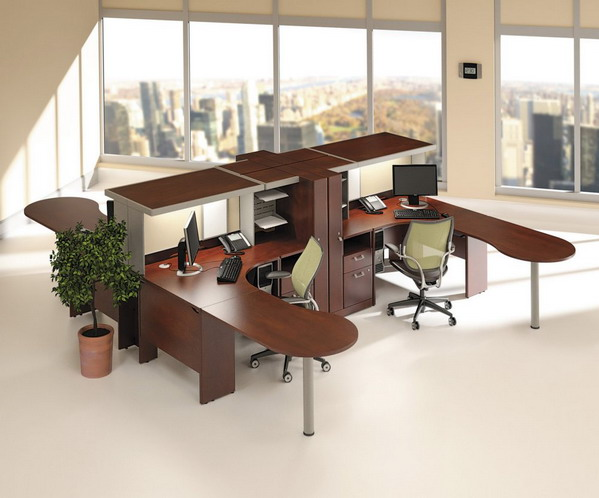 why you should opt for modular office furniture