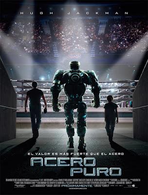 aceropost Real Steel (Acero Puro) (2011) Español Subtitulado