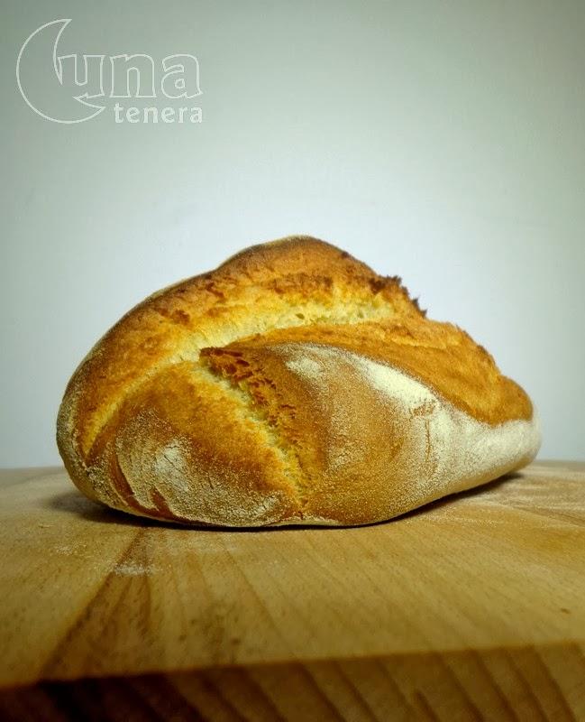 pane con farina di semola di grano duro rimacinata