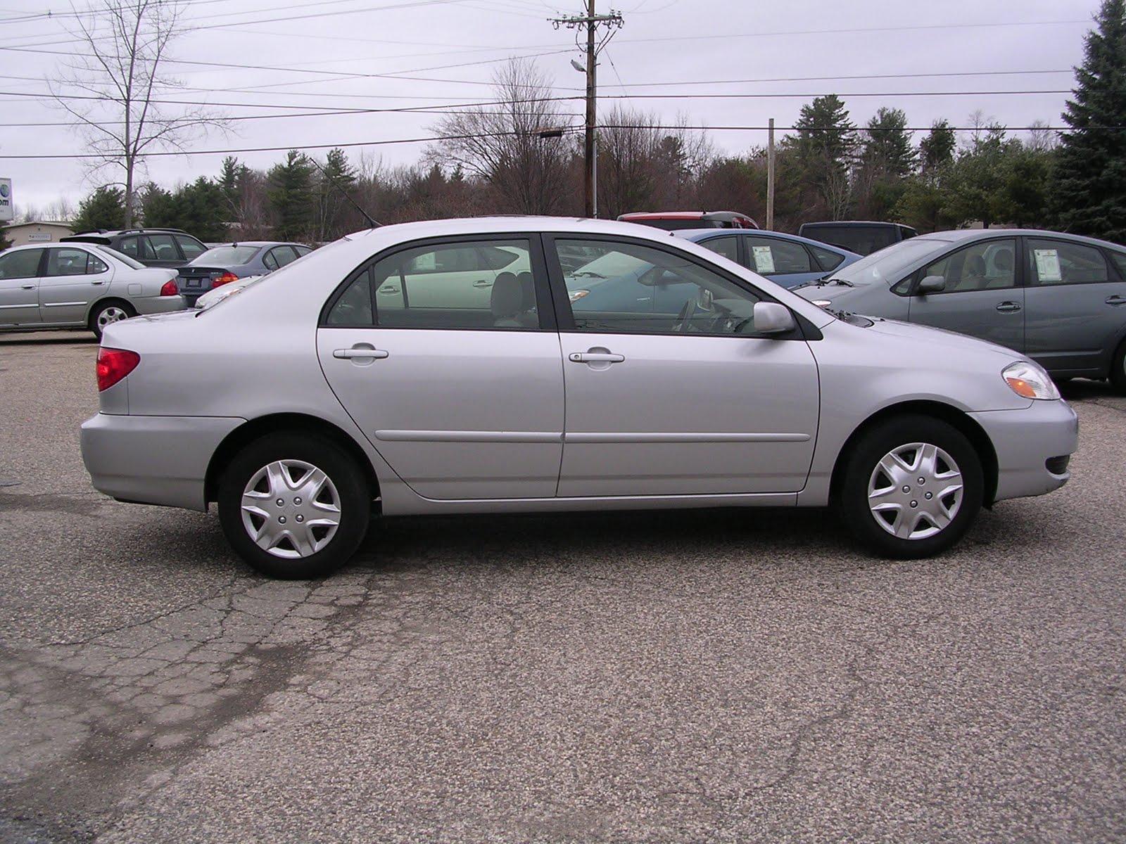 2006 Toyota Corolla LE, Sedan, Gold, 57728 Mi, $11,900 Http://bit.ly/lTfD8S  Compact, 4 Spd Automatic, MPG U003d 26/35