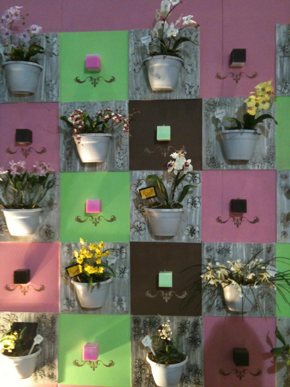 Adesivo Para Box De Banheiro ~ Verde Jardim Jardim Mega Artesanal