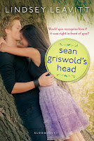 sean griswold's head by lindsey leavitt book cover